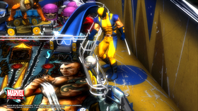 Marvel Pinball (Xbox 360).