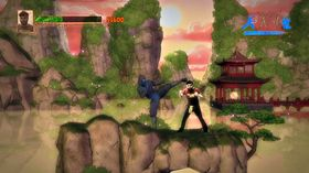 Kung Fu Live (PS3).