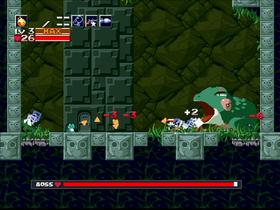 Cave Story (PC og Wii).