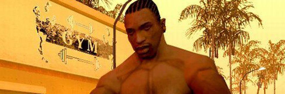 – Jeg er CJ fra GTA!