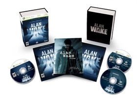 Alan Wake Limited Edition.