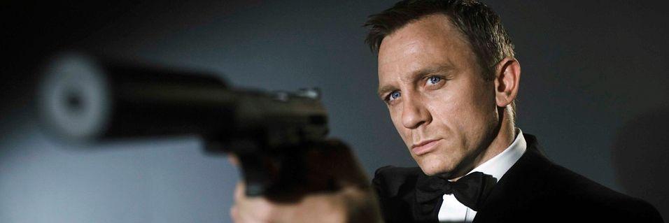 James Bond-spill fra Raven?