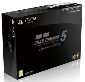 Gran Turismo 5: Signature Edition.