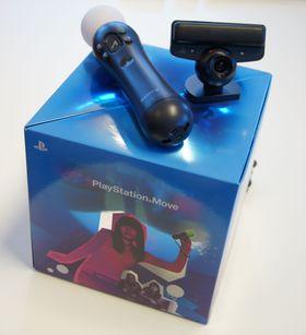 PlayStation Move Kit.