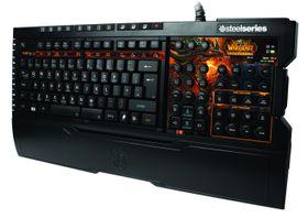SteelSeries Cataclysm Gaming Keyboard.