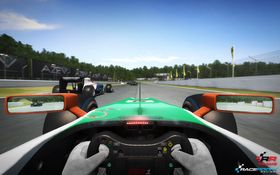 RaceRoom: The Game (PC).