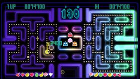 Pac-Man Championship Edition (Xbox 360, iPhone, PS3 og PSP).