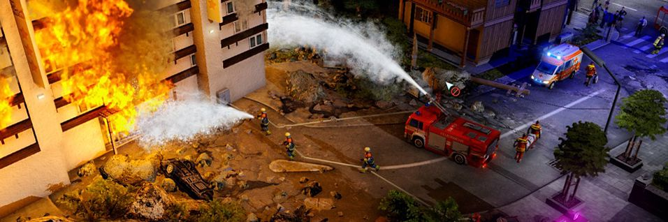 Demo: Emergency 2012
