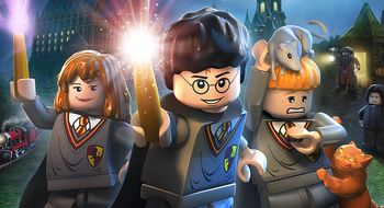 Test: Lego Harry Potter: Years 1-4