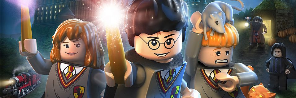 ANMELDELSE: Lego Harry Potter: Years 1-4