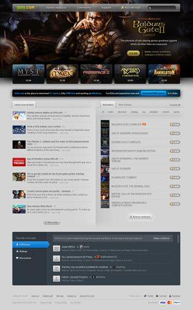 Den populære nettbutikken GOG.com selger gamle klassikere for en billig penge, uten DRM-beskyttelse.