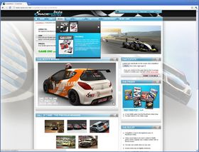 RaceRoom-portalen.