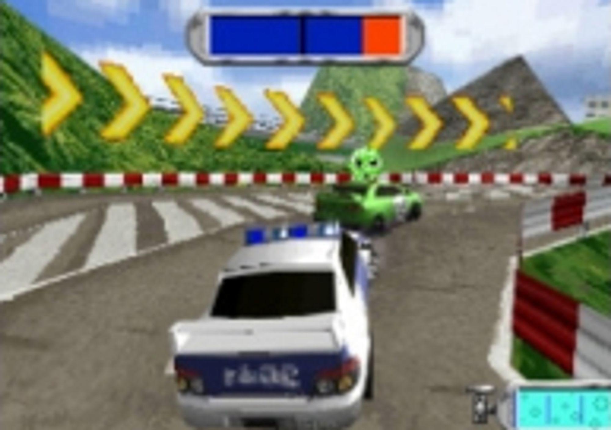 Need for Speed: Nitro X (DSi).