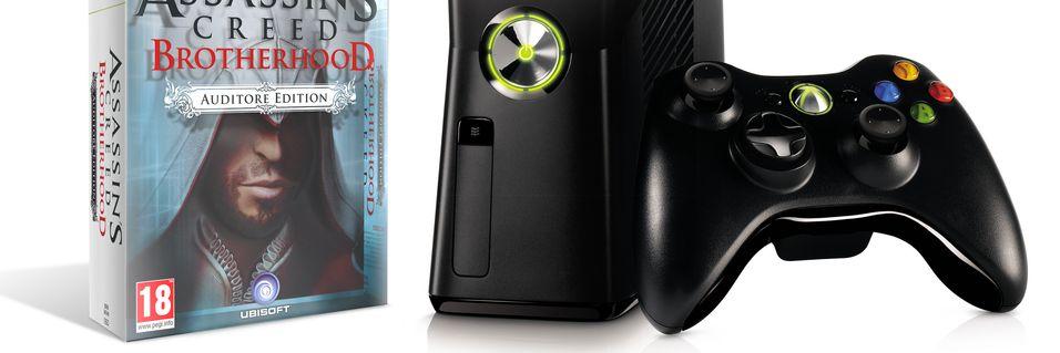 Vant du Xbox 360 og Assassin's Creed?