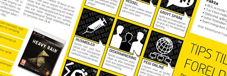 Norsk infokampanje om aldersmerking