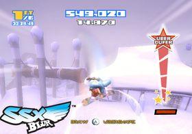 Wii-eksklusive SSX Blur er det foreløpig siste spillet i serien.