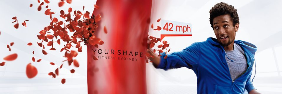 ANMELDELSE: Your Shape: Fitness Evolved