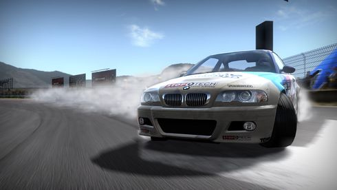 – Shift 2 knuser Gran Turismo