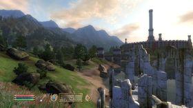 Oblivion på PS3.