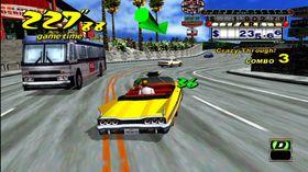 Crazy Taxi (PS3).