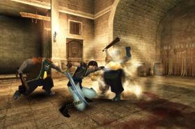 Prince of Persia: Sands of Time (bildet er fra originalen).