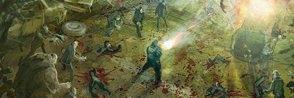 Zombiene inntar advent