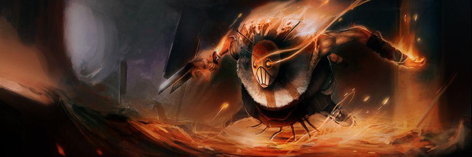 KONKURRANSE: Bli med i Bloodline Champions-beta