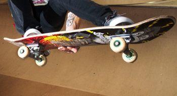 Test: Shaun White Skateboarding
