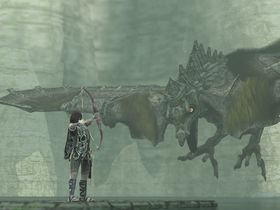 Shadow of The Colossus hylles gjerne som et av de vakreste spillene der ute.