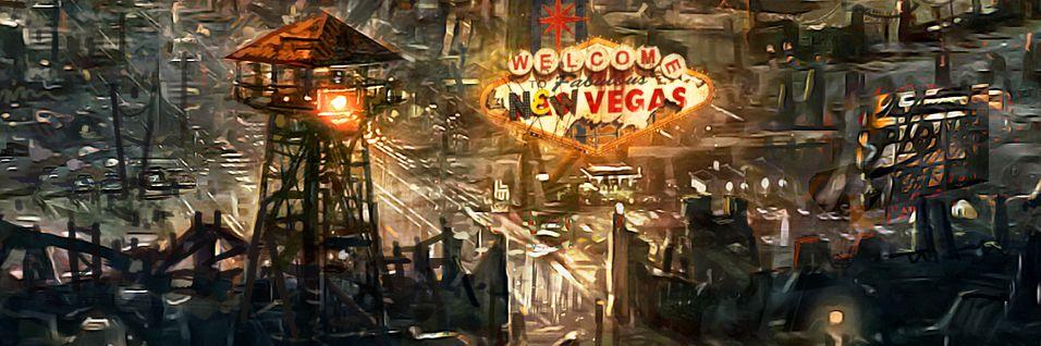 SNIKTITT: Fallout: New Vegas