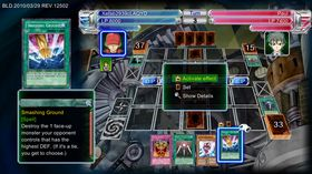 Yu-Gi-Oh-5D's Decade Duels (Xbox 360).