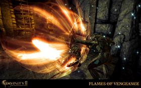 Divinity II: Flames of Vengeance (PC)