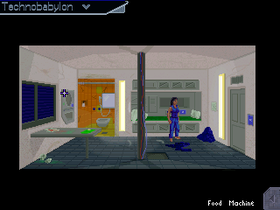 Technobabylon: Ep.1 (PC)