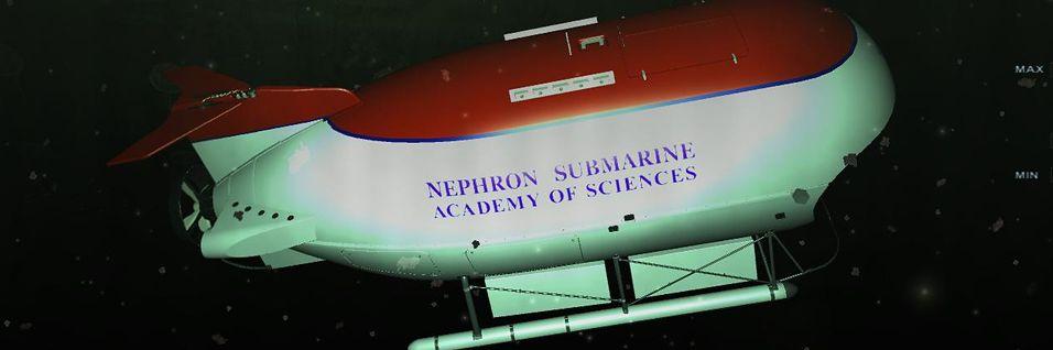 Utforsk Titanic i ny simulator