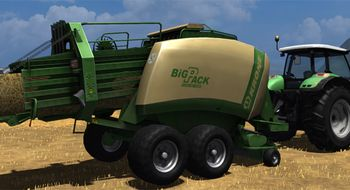 Demo: Farming Simulator 2011
