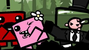 Super Meat Boy straks til PC
