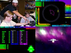 Artemis Spaceship Bridge Simulator (PC).