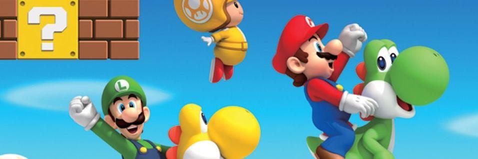 Nintendo taper penger
