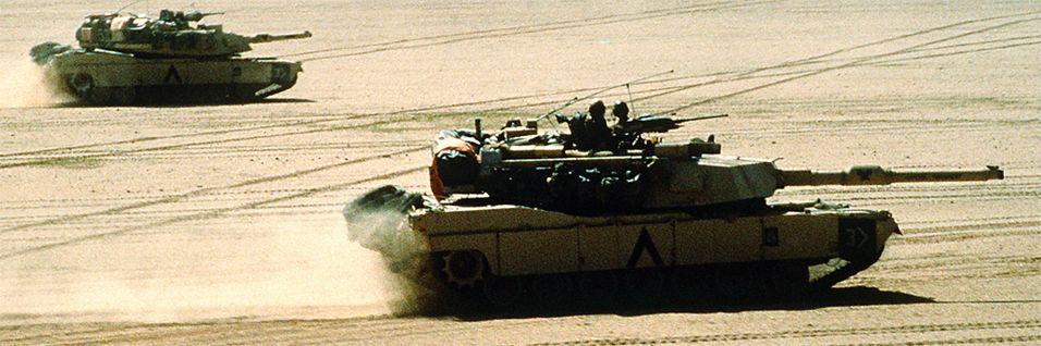 M1 Tank Platoon får oppfølgere
