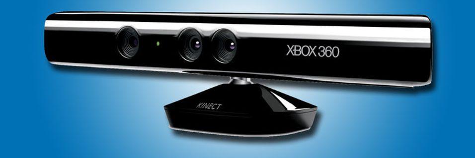 Første Kinect kostet 180 000 kroner