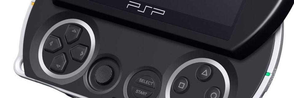 –  Gir ikke mening å lage PSP-spill