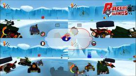 Racers' Island - Crazy Arenas (Wii).