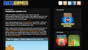 Prosjektets hjemmeside.
