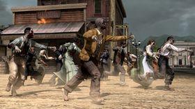 Døde banditter og cowboyer vekkes til live i Undead Nightmare.