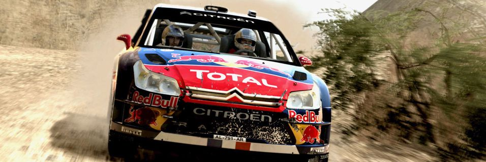 ANMELDELSE: WRC: FIA World Rally Championship