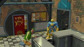 Comic Jumper (Xbox 360).
