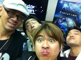Den japanske spillindustrien er under press for tiden, men Mizuguchi er positiv (Foto: Tetsuya Mizuguchi).