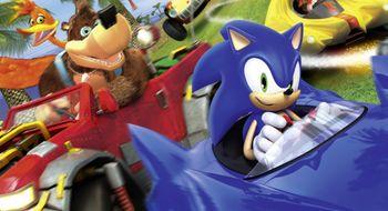 Test: Sonic & Sega All-Stars Racing
