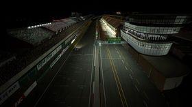 Mye er bedre enn tidligere, uten tvil. Også konkurransen. Need for Speed ser minst like pent ut på nattestid.
