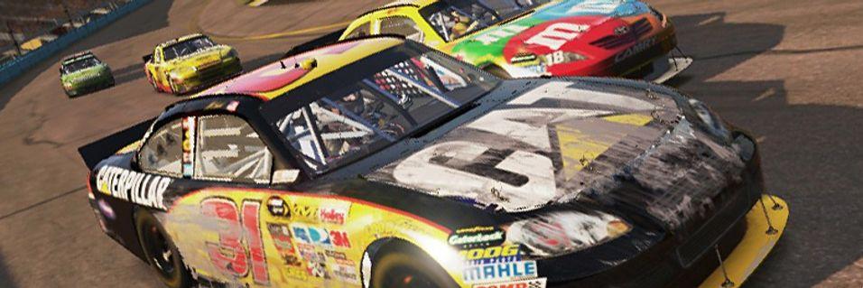 NASCAR-spill på vei